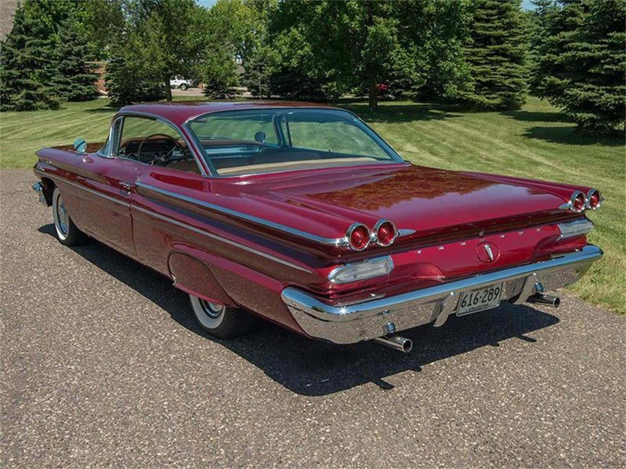 Large Picture of Classic '60 Ventura located in Minnesota Offered by Ellingson Motorcars - LHB7