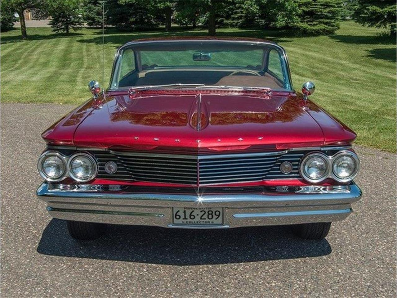 Large Picture of Classic 1960 Ventura located in Rogers Minnesota Offered by Ellingson Motorcars - LHB7