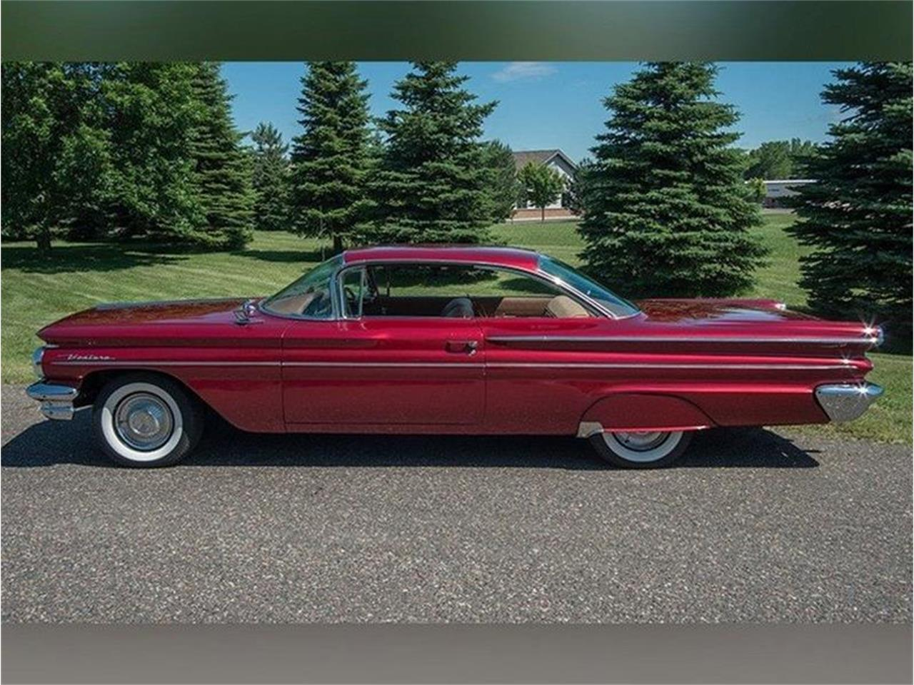 Large Picture of Classic 1960 Pontiac Ventura located in Rogers Minnesota - $26,950.00 - LHB7