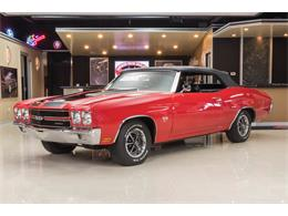 Picture of '70 Chevelle located in Plymouth Michigan - $82,900.00 Offered by Vanguard Motor Sales - LHBI
