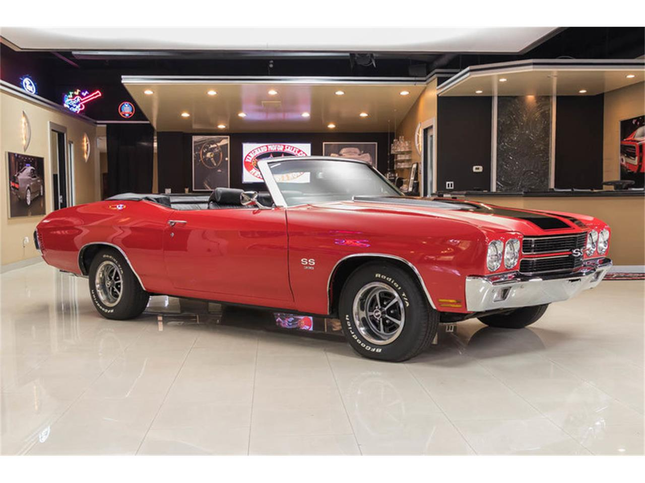 Large Picture of '70 Chevelle located in Plymouth Michigan - $82,900.00 Offered by Vanguard Motor Sales - LHBI