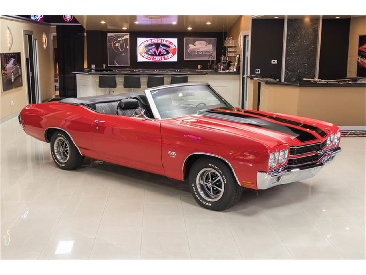 Large Picture of Classic 1970 Chevelle located in Plymouth Michigan Offered by Vanguard Motor Sales - LHBI