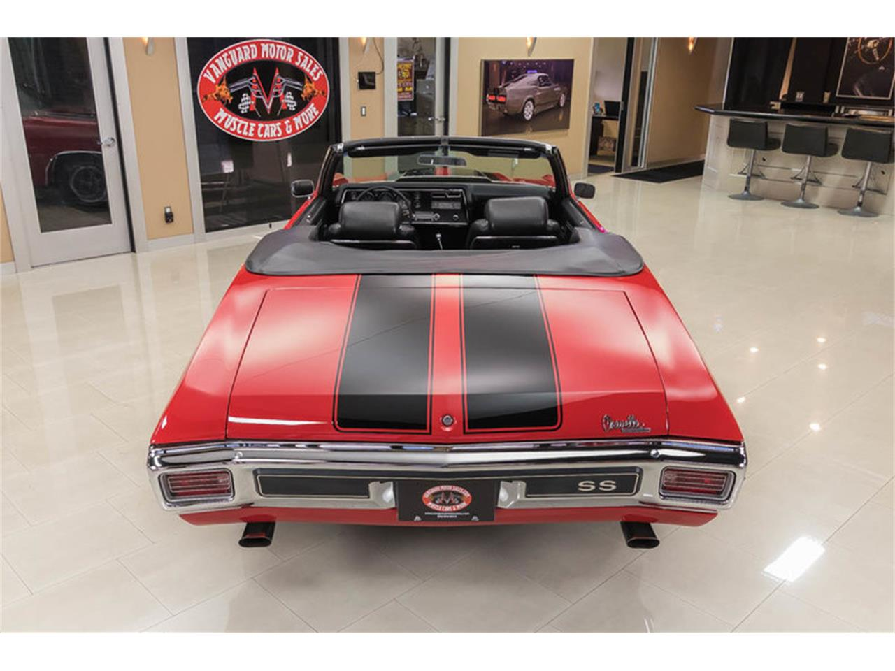 Large Picture of '70 Chevrolet Chevelle Offered by Vanguard Motor Sales - LHBI