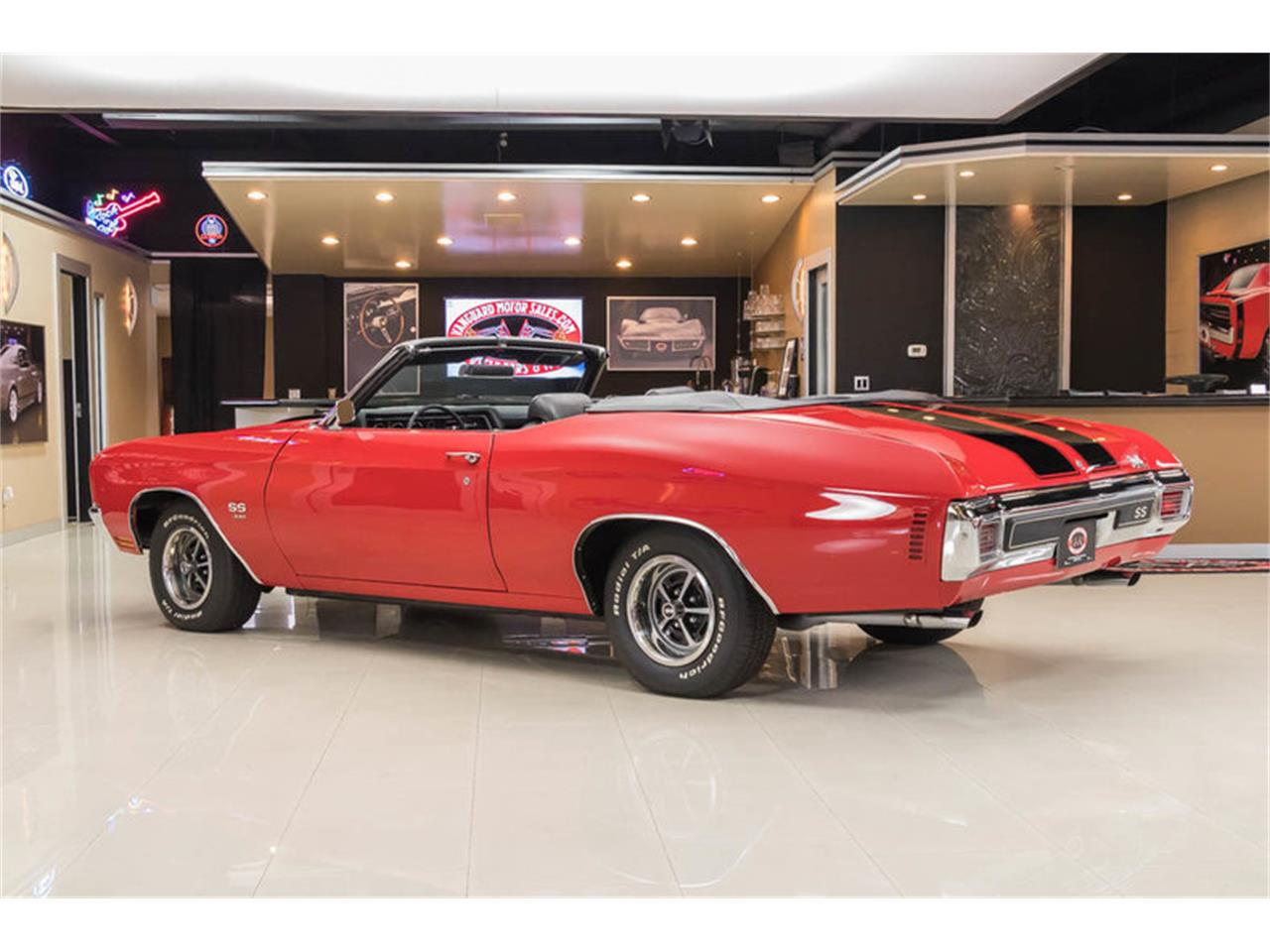Large Picture of Classic '70 Chevrolet Chevelle located in Michigan Offered by Vanguard Motor Sales - LHBI