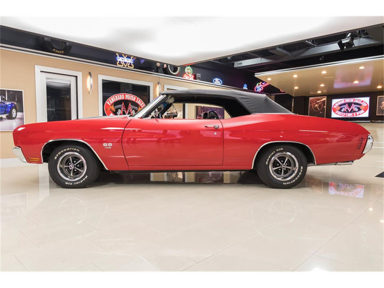 Large Picture of Classic 1970 Chevelle located in Plymouth Michigan - $82,900.00 Offered by Vanguard Motor Sales - LHBI