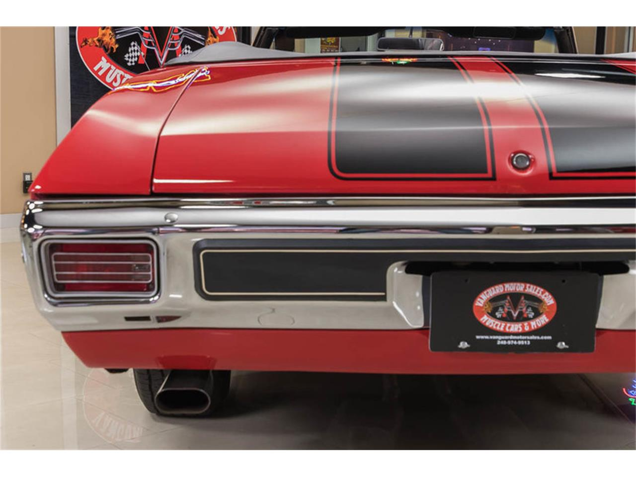 Large Picture of Classic '70 Chevrolet Chevelle located in Plymouth Michigan - LHBI