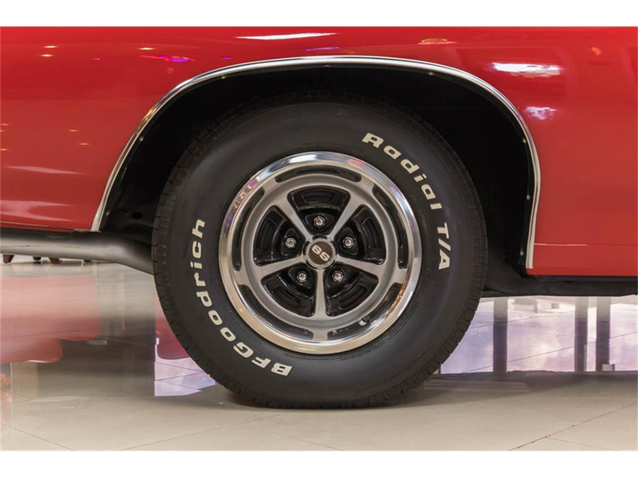 Large Picture of 1970 Chevrolet Chevelle - LHBI