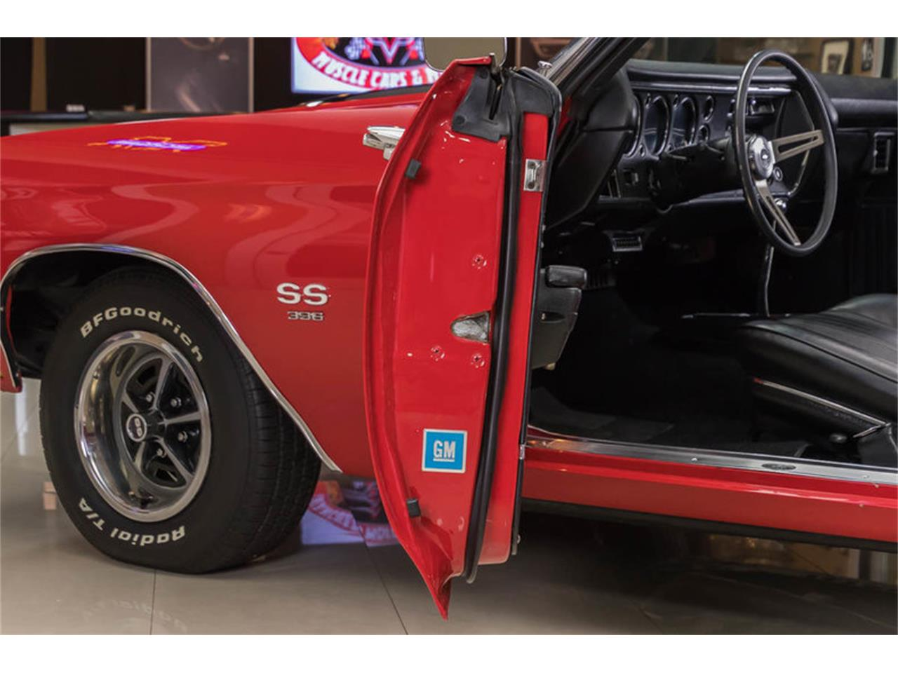 Large Picture of Classic '70 Chevrolet Chevelle - $82,900.00 Offered by Vanguard Motor Sales - LHBI