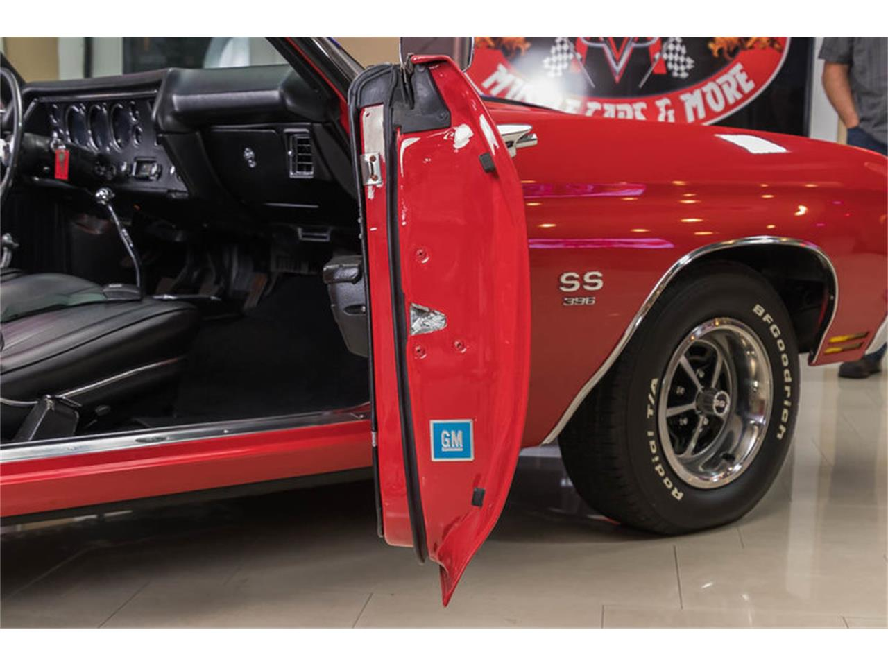 Large Picture of '70 Chevrolet Chevelle located in Plymouth Michigan - LHBI