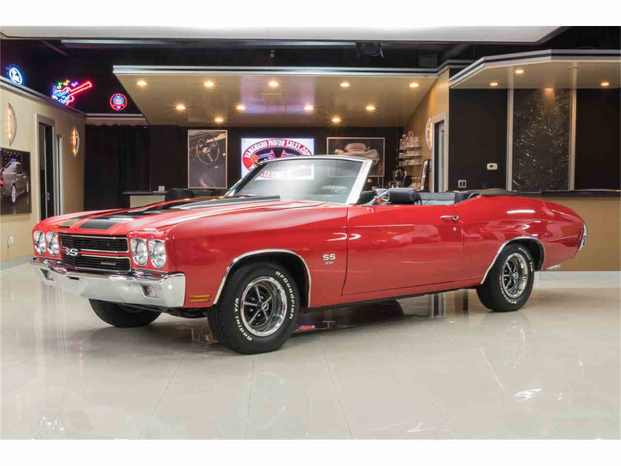Large Picture of '70 Chevelle - LHBI