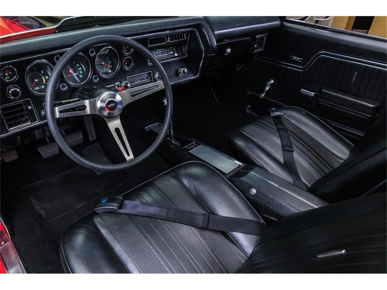 Large Picture of '70 Chevelle located in Plymouth Michigan Offered by Vanguard Motor Sales - LHBI