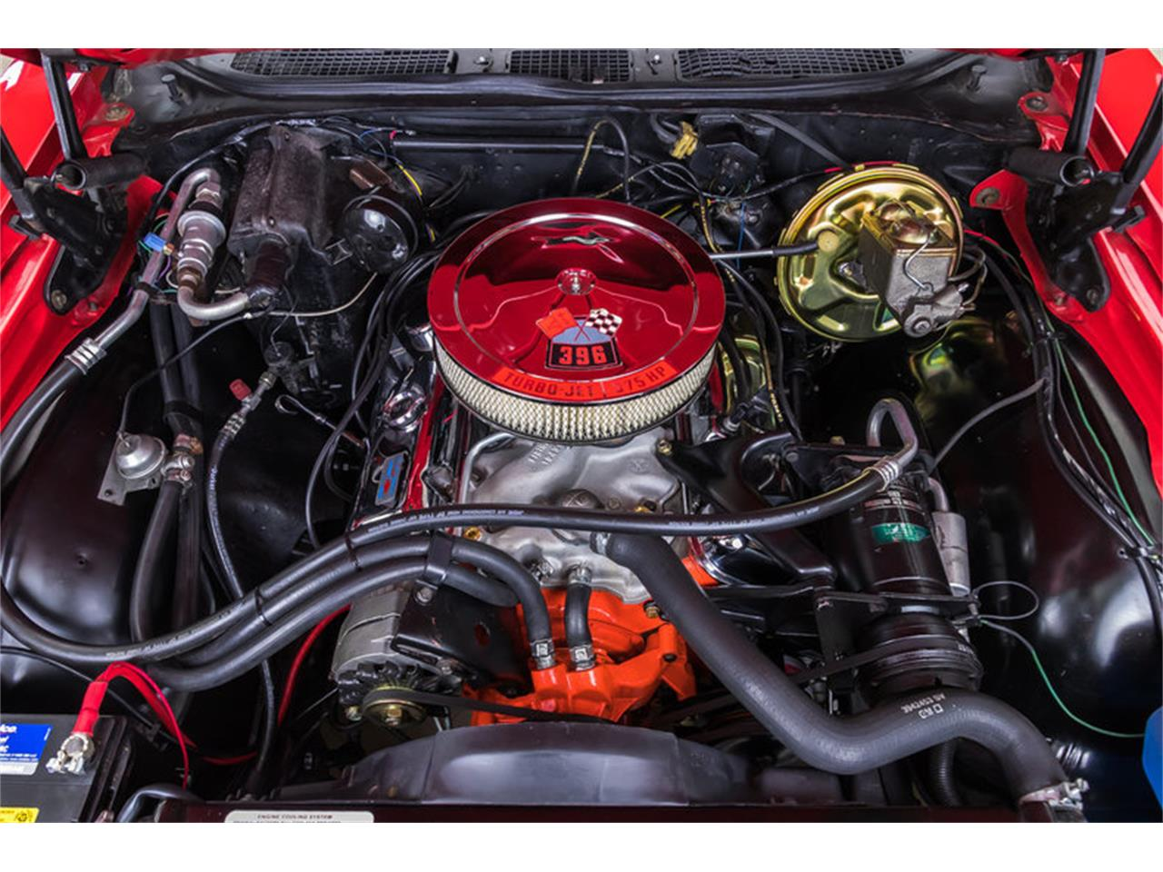 Large Picture of 1970 Chevelle located in Plymouth Michigan - LHBI