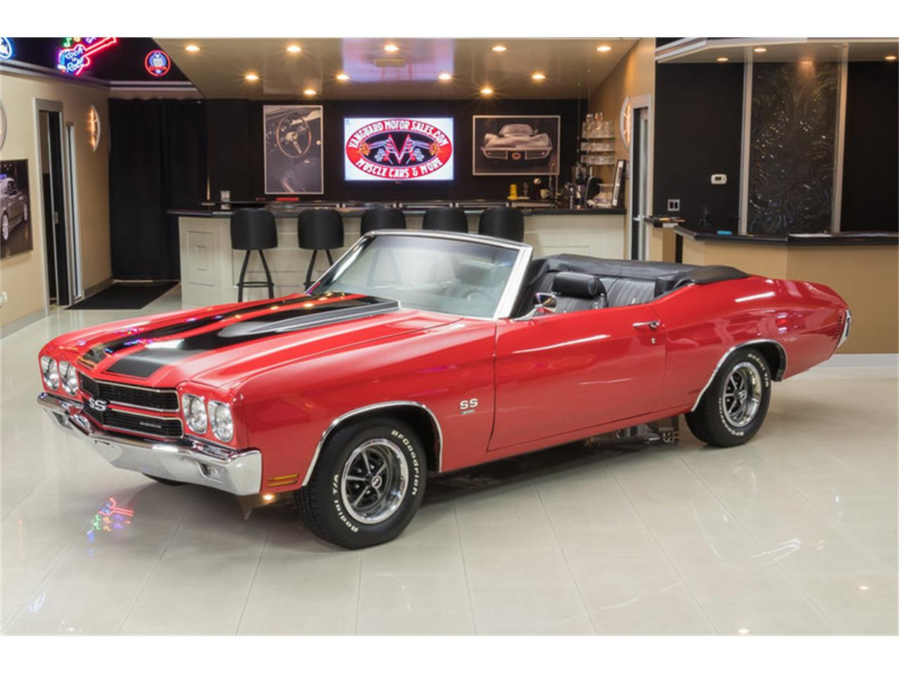 Large Picture of 1970 Chevrolet Chevelle located in Michigan - LHBI