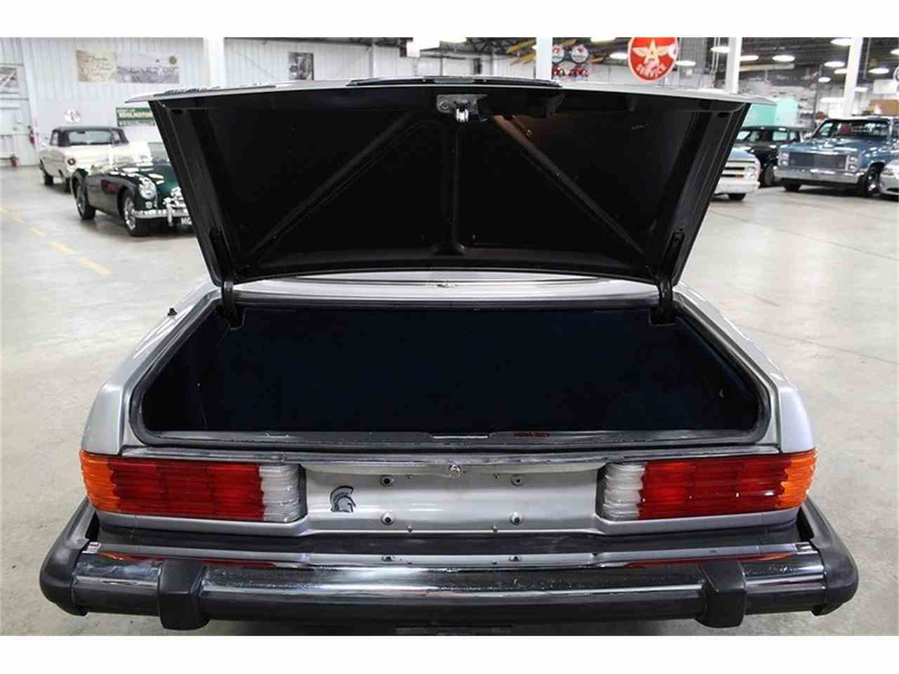 Large Picture of '86 560SL - LHBT