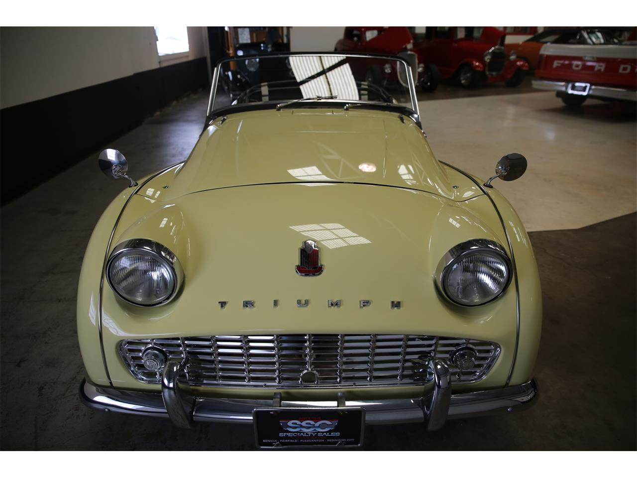 Large Picture of 1958 Triumph TR3A - $27,990.00 Offered by Specialty Sales Classics - LHBY