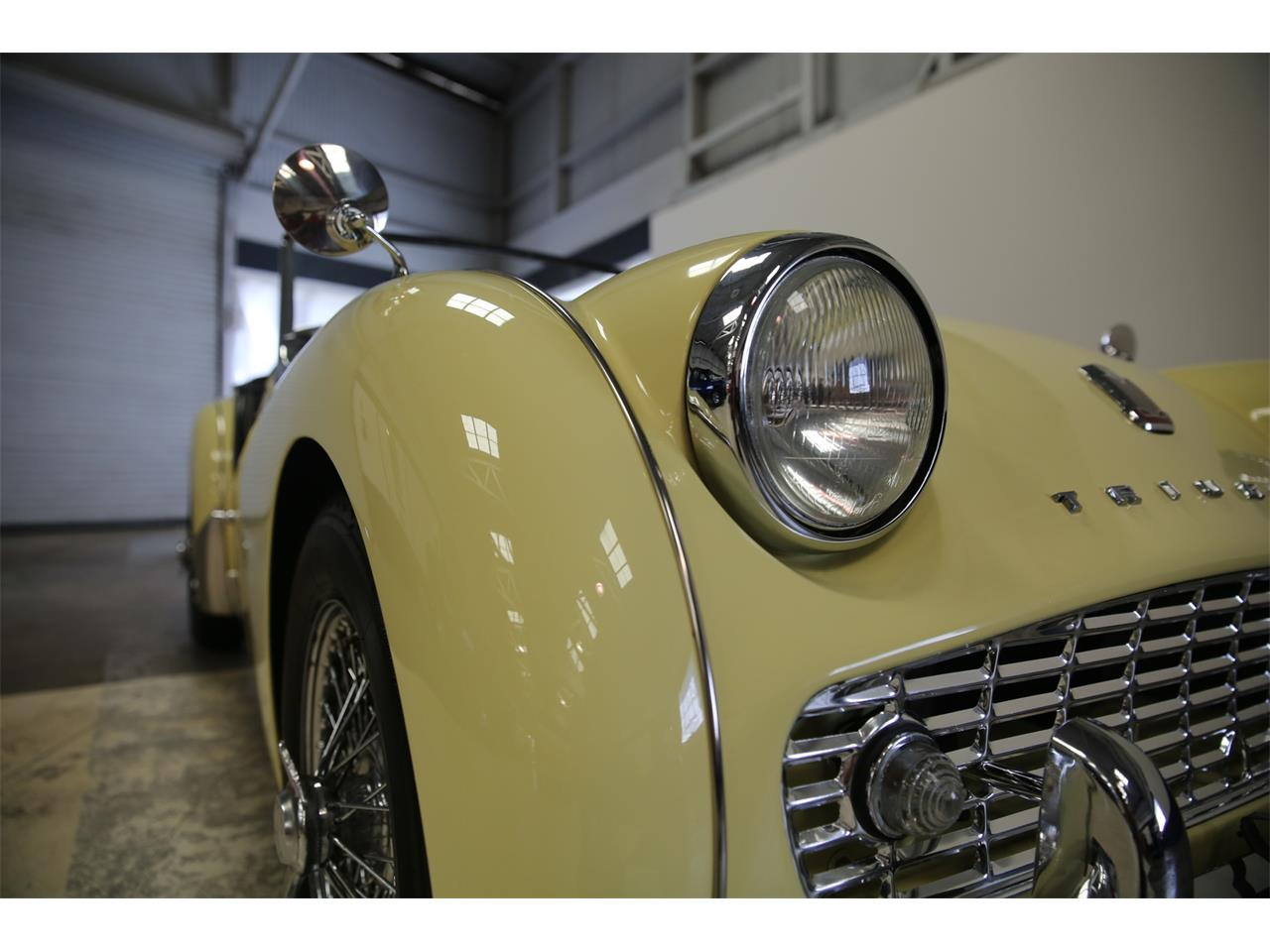 Large Picture of '58 TR3A - LHBY