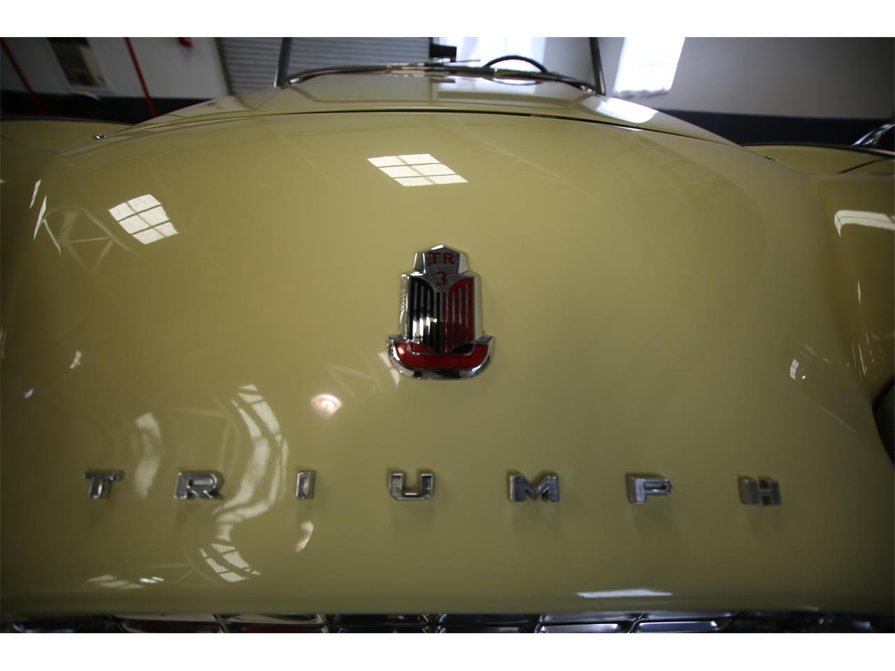 Large Picture of Classic 1958 TR3A located in California - LHBY