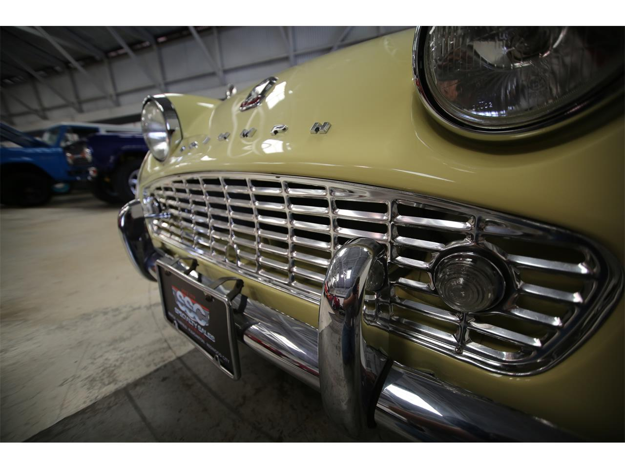 Large Picture of '58 TR3A - $27,990.00 Offered by Specialty Sales Classics - LHBY