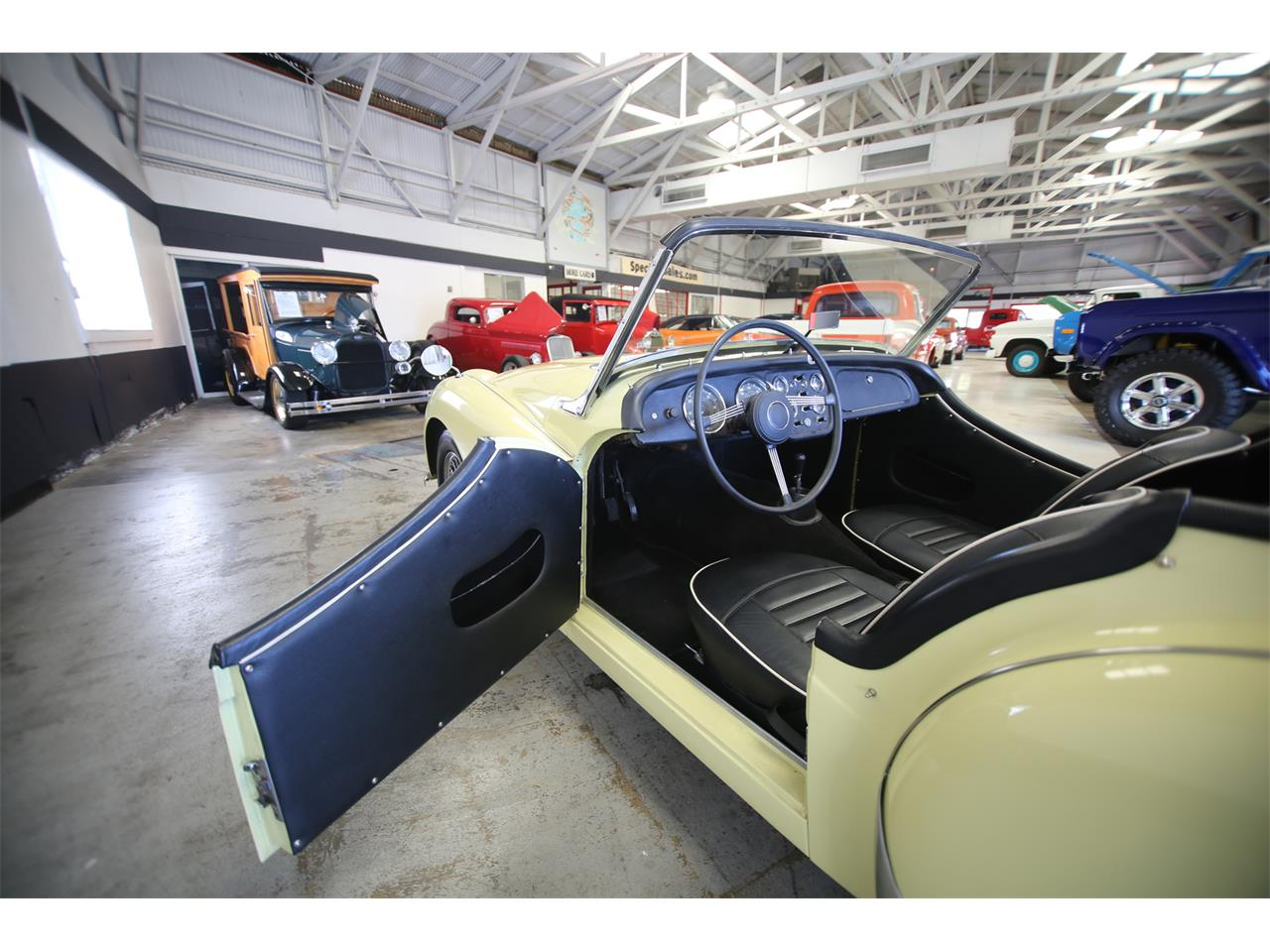 Large Picture of '58 TR3A Offered by Specialty Sales Classics - LHBY