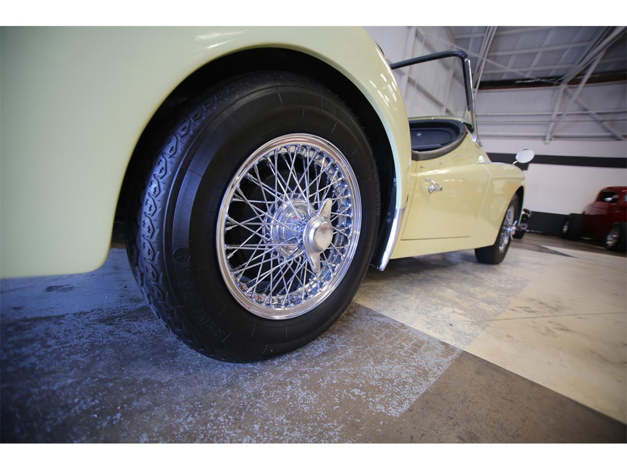 Large Picture of Classic '58 TR3A - $27,990.00 - LHBY