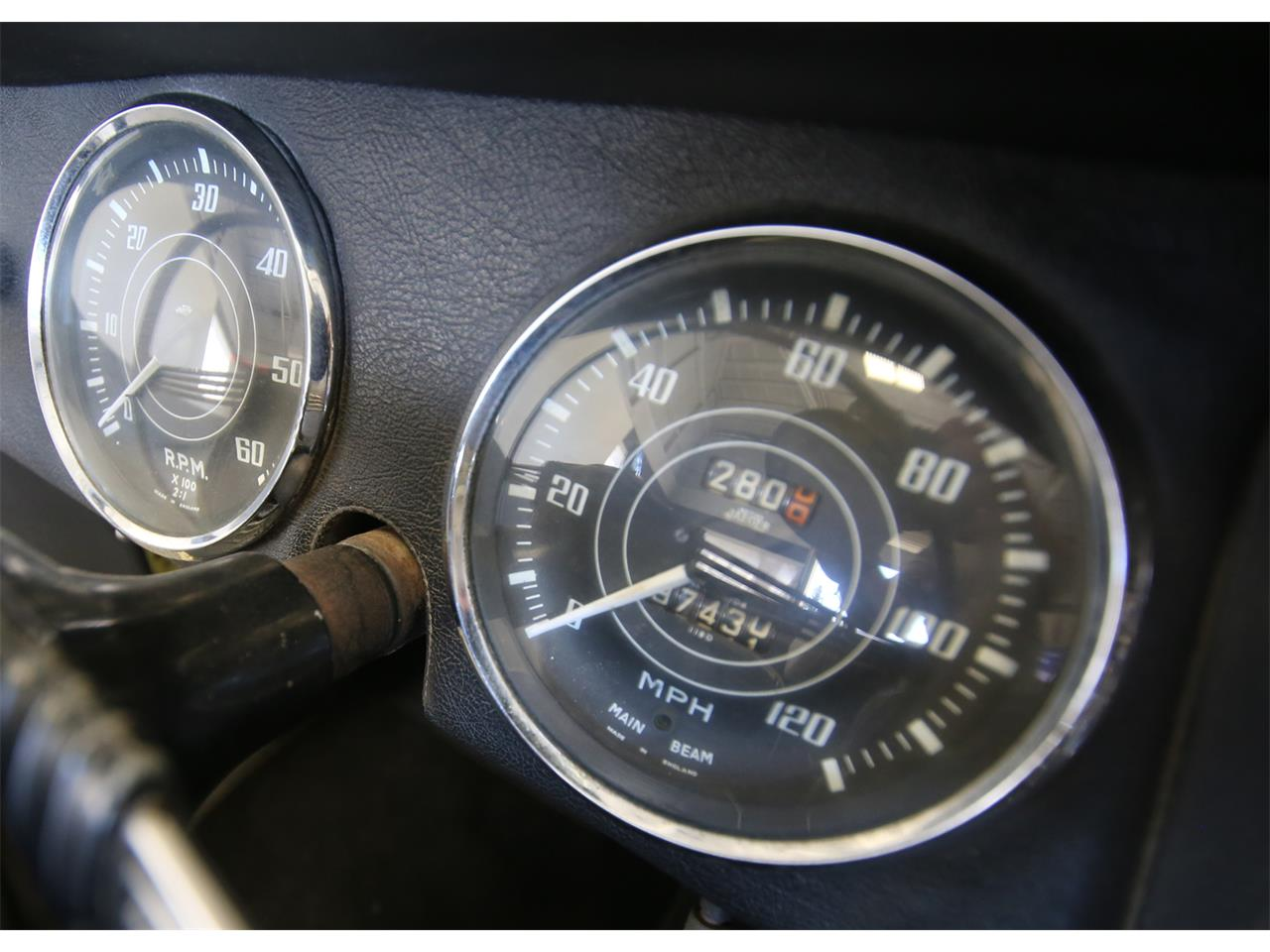 Large Picture of 1958 TR3A - LHBY
