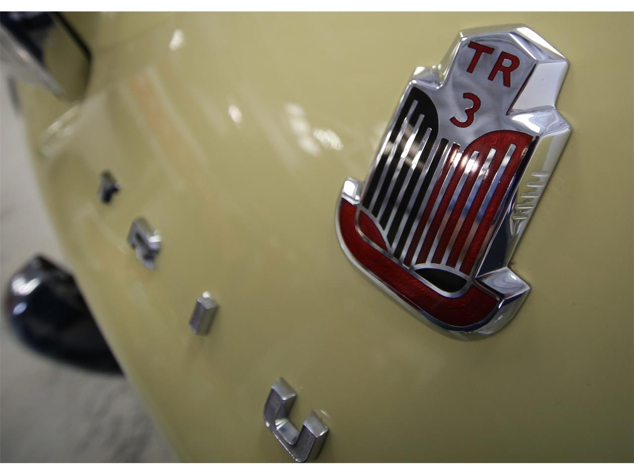 Large Picture of Classic '58 TR3A - LHBY