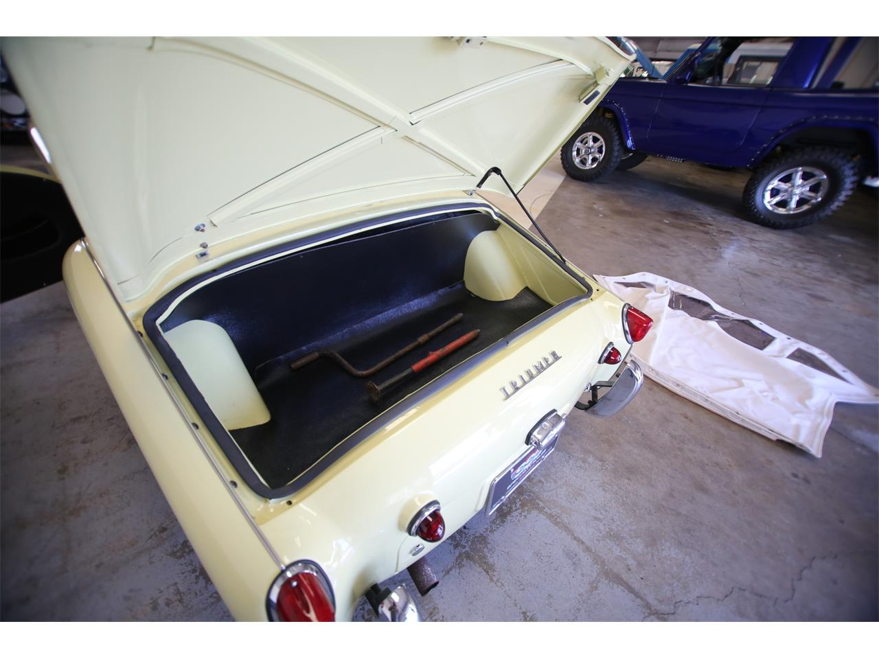 Large Picture of 1958 TR3A Offered by Specialty Sales Classics - LHBY