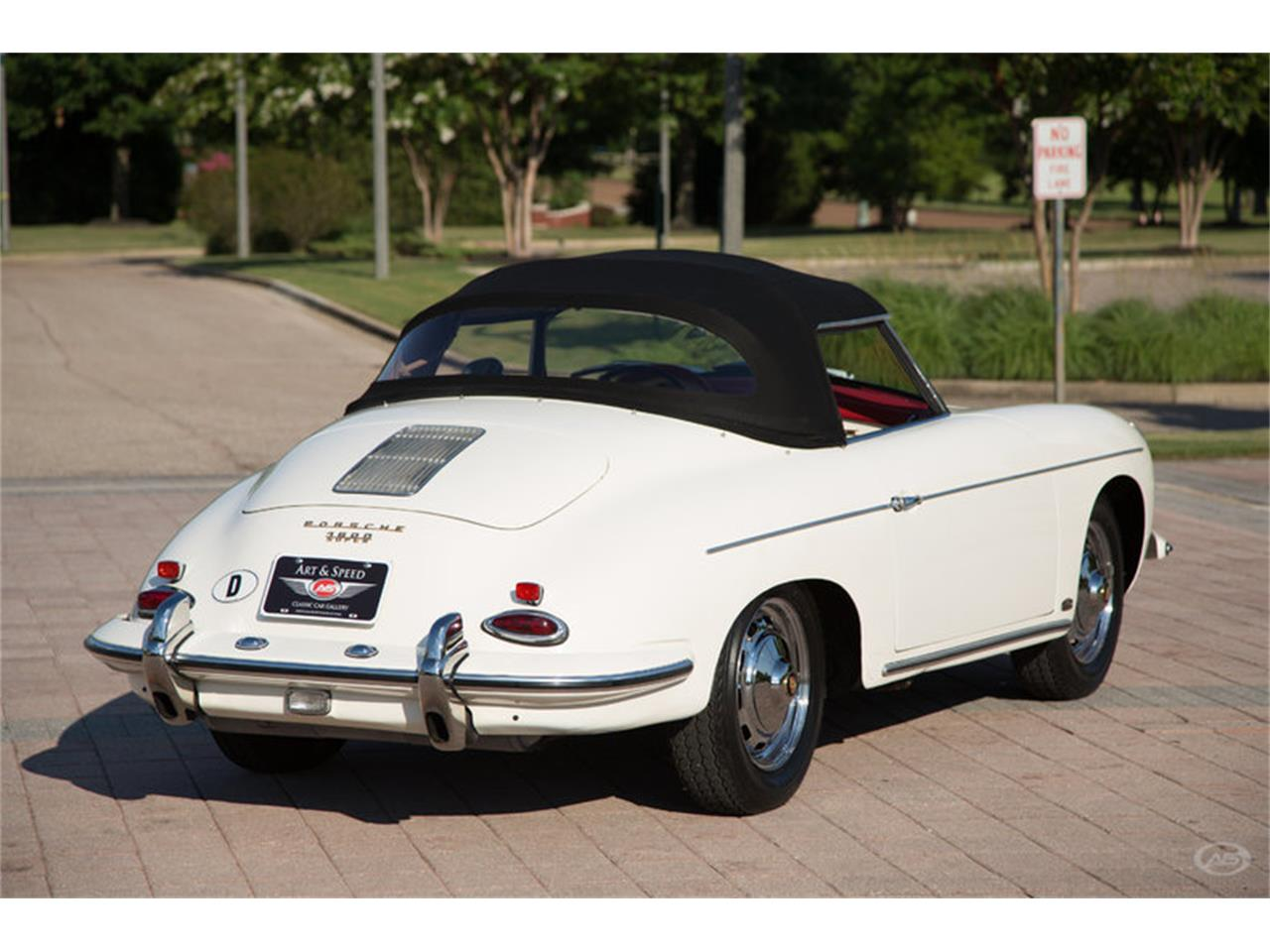 Large Picture of Classic '61 356B - $179,900.00 Offered by Art & Speed - LHC5