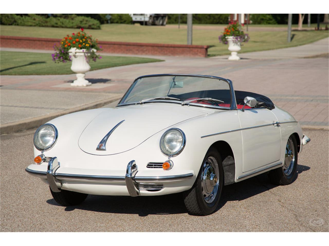 Large Picture of '61 356B Offered by Art & Speed - LHC5