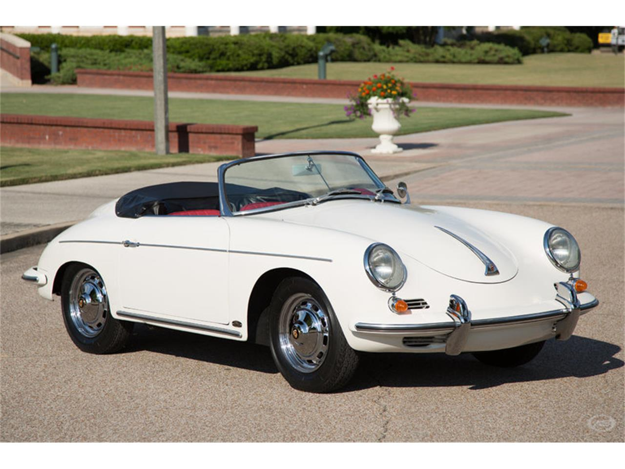 Large Picture of Classic 1961 Porsche 356B located in Collierville Tennessee - $179,900.00 Offered by Art & Speed - LHC5