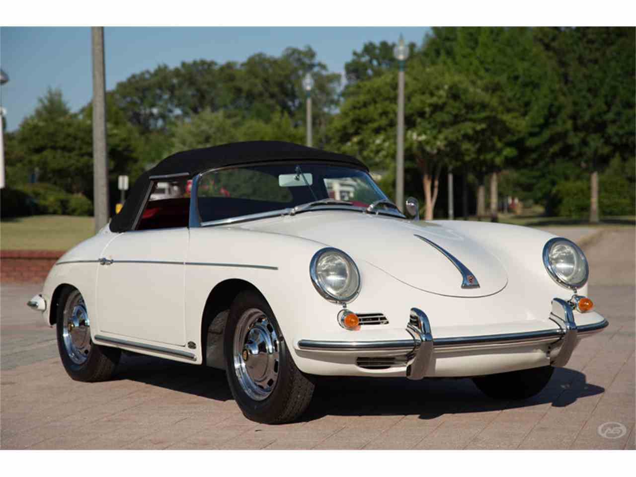 Large Picture of '61 Porsche 356B Offered by Art & Speed - LHC5