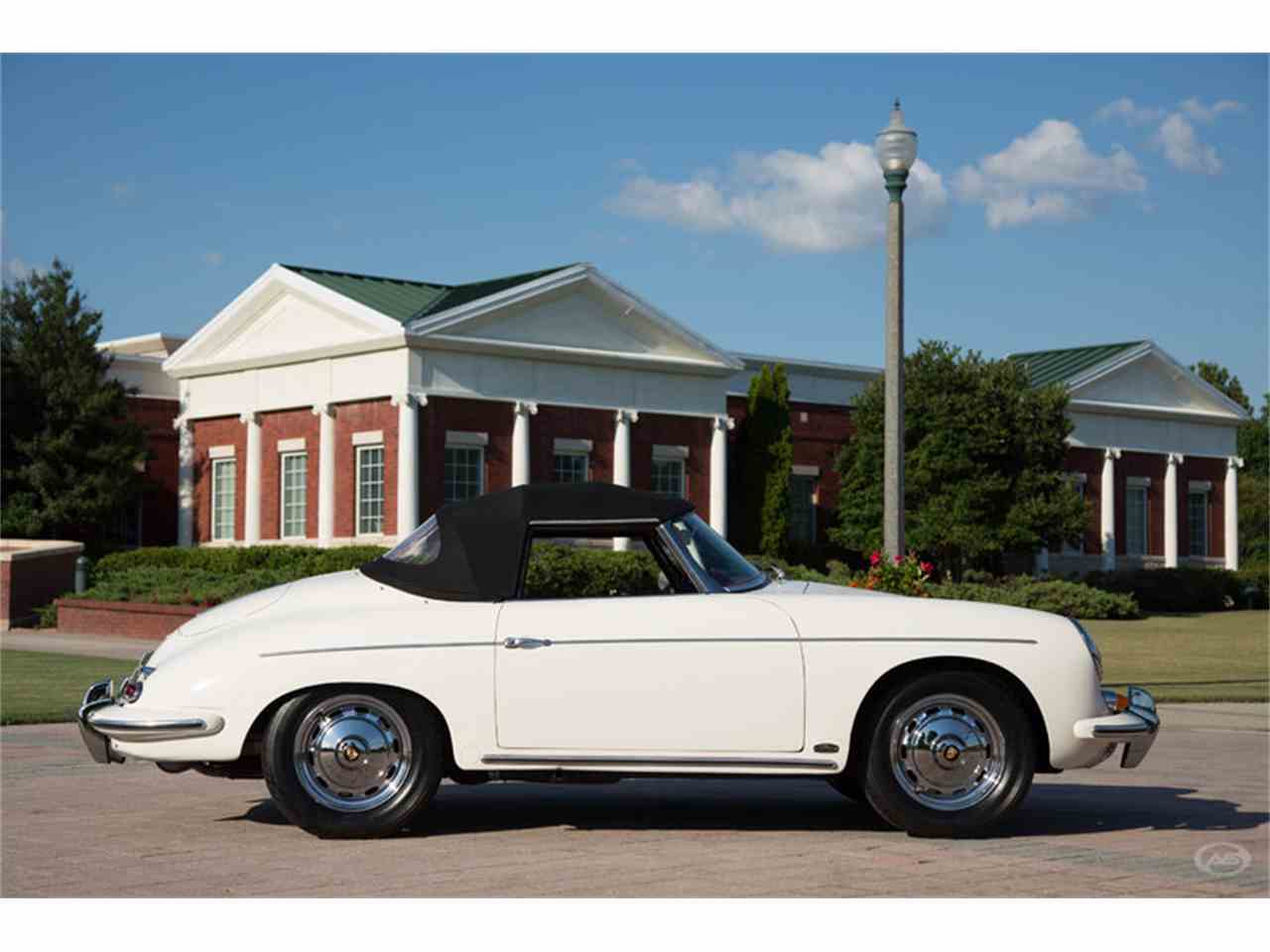 Large Picture of 1961 356B located in Collierville Tennessee Offered by Art & Speed - LHC5