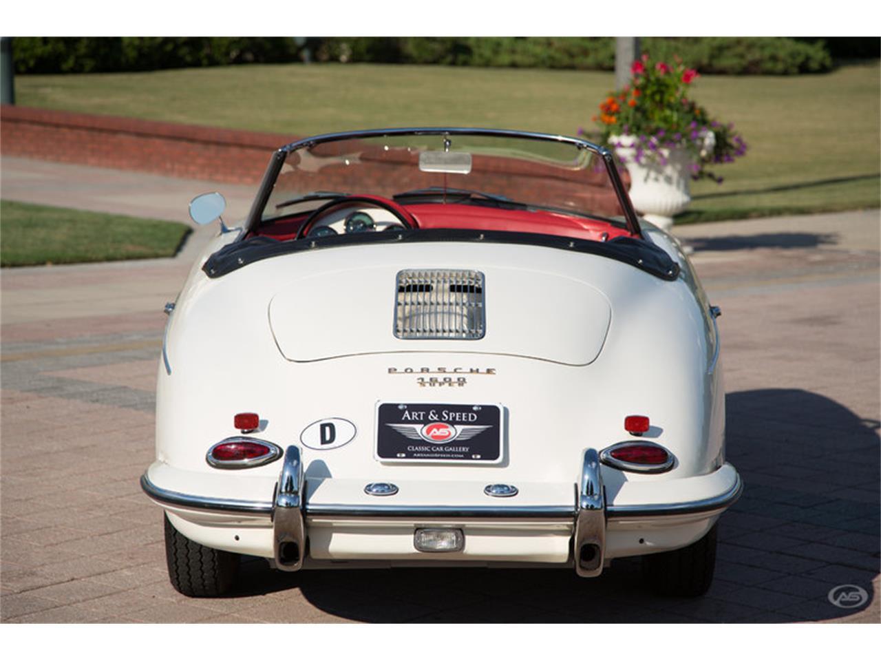 Large Picture of Classic '61 Porsche 356B - LHC5