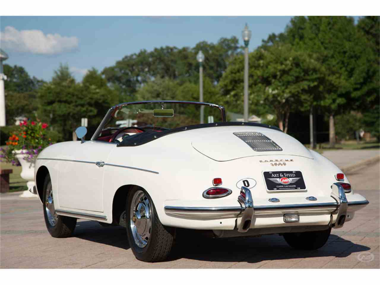 Large Picture of Classic '61 356B located in Tennessee - $179,900.00 Offered by Art & Speed - LHC5