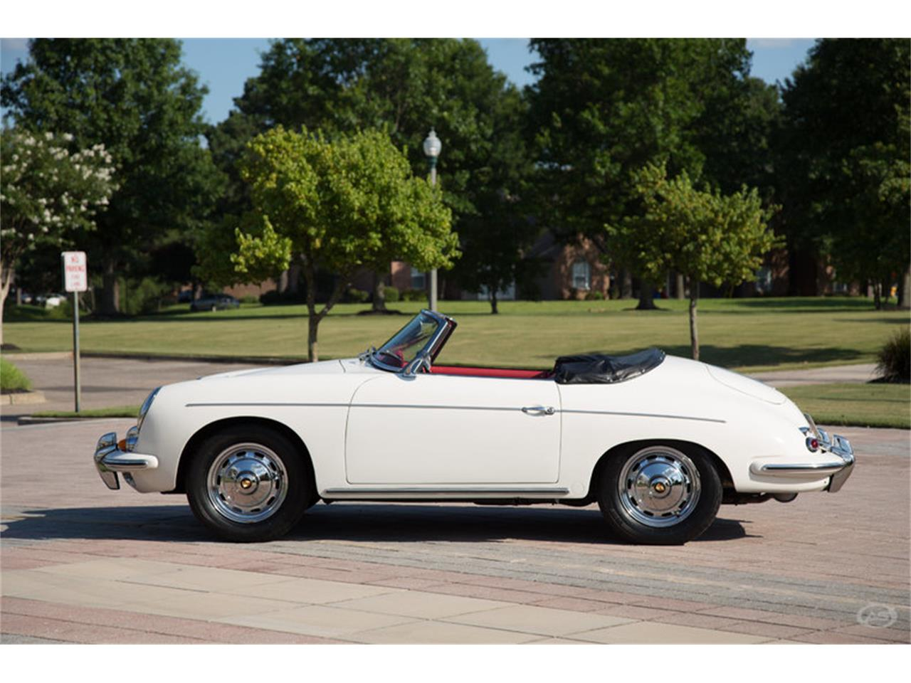 Large Picture of Classic 1961 Porsche 356B - $179,900.00 Offered by Art & Speed - LHC5