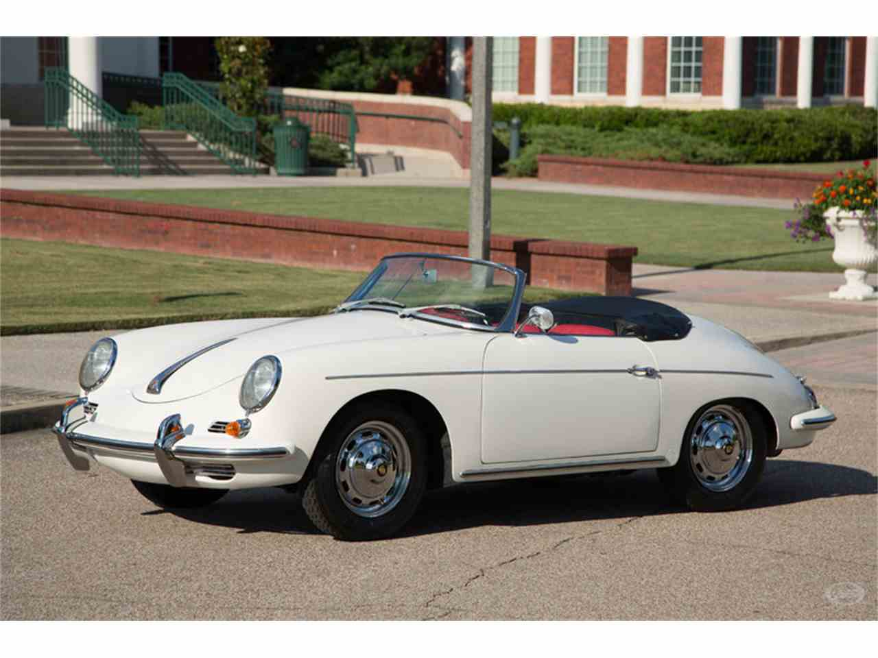 Large Picture of Classic 1961 356B Offered by Art & Speed - LHC5