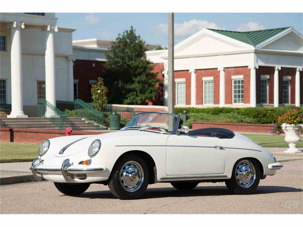 Large Picture of Classic '61 Porsche 356B - $179,900.00 Offered by Art & Speed - LHC5