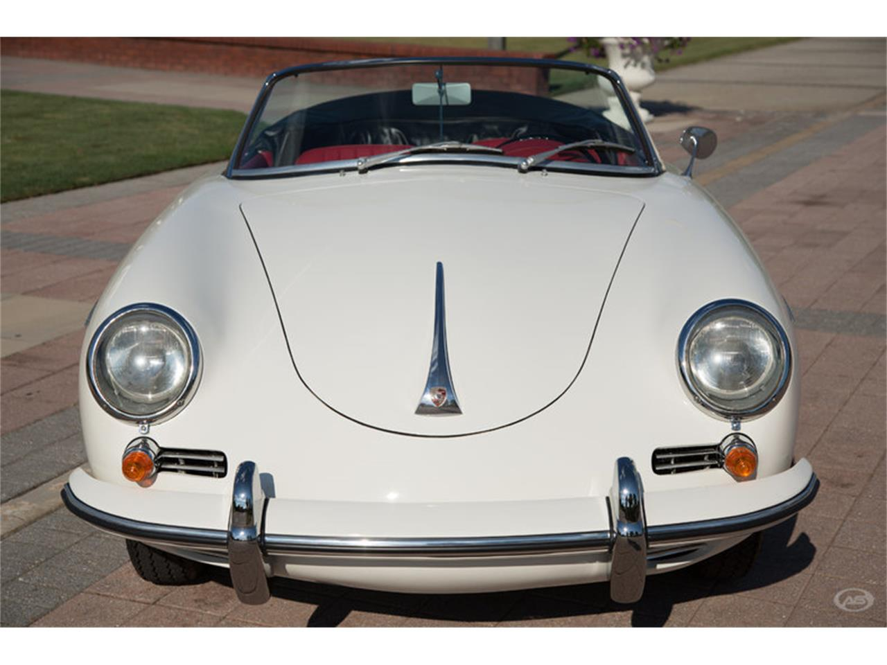 Large Picture of '61 Porsche 356B located in Collierville Tennessee - $179,900.00 Offered by Art & Speed - LHC5