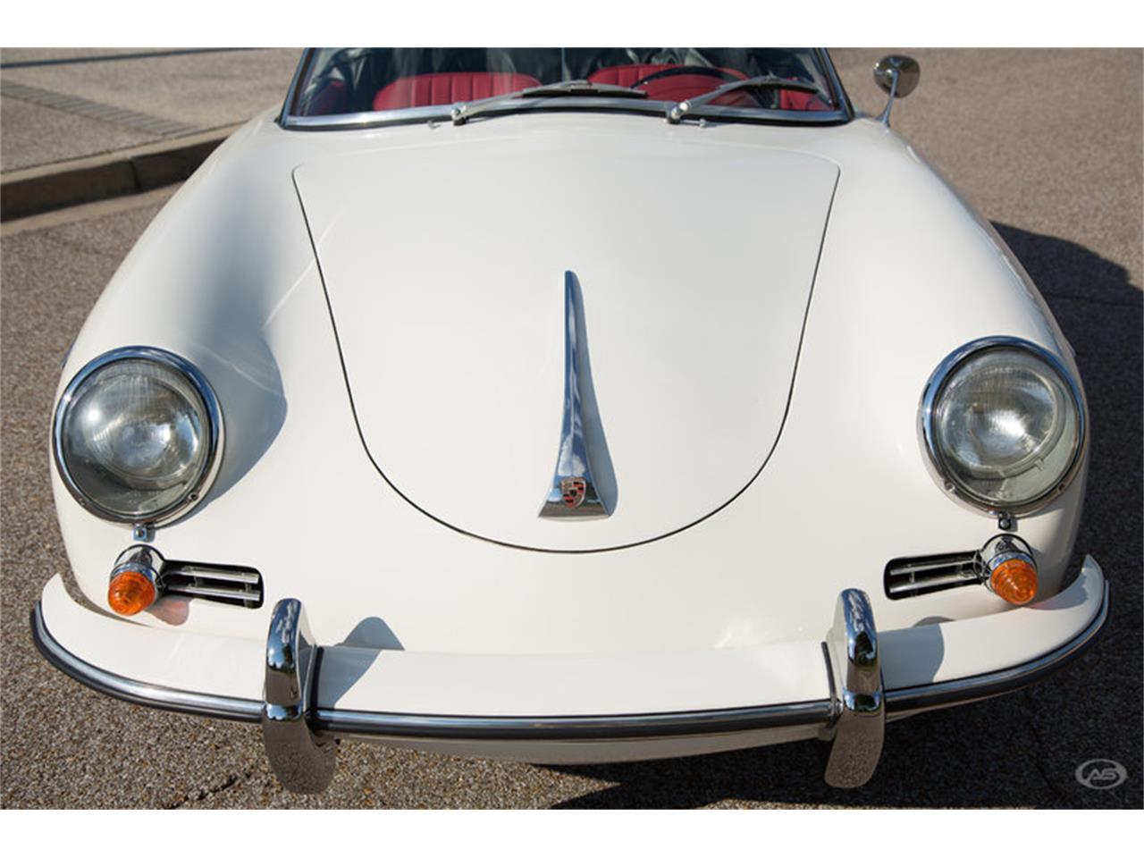 Large Picture of '61 Porsche 356B - LHC5