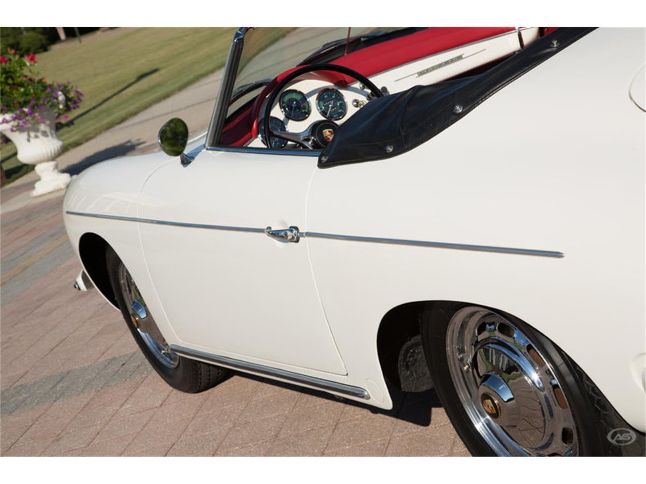 Large Picture of Classic 1961 Porsche 356B - LHC5