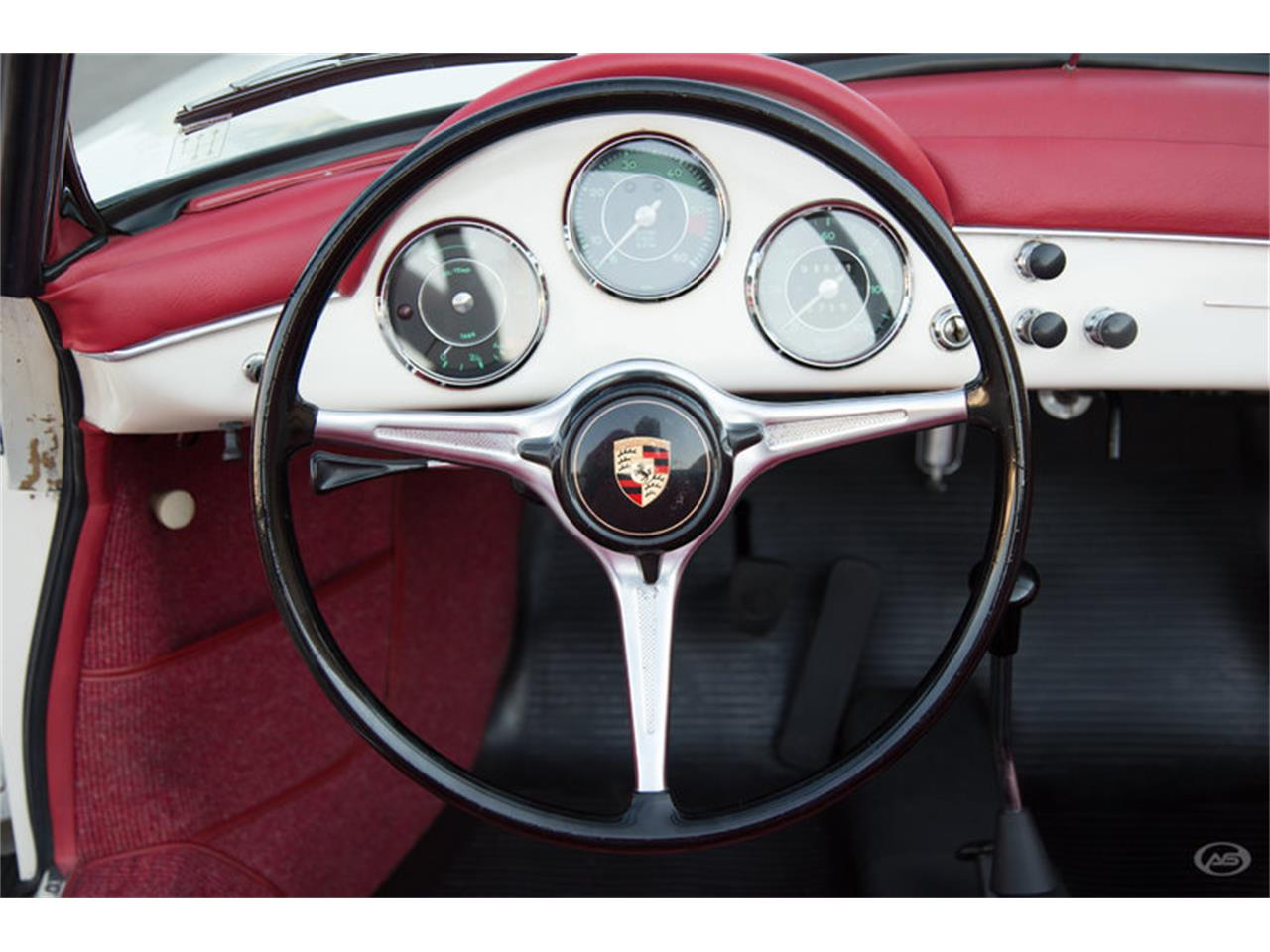 Large Picture of Classic '61 Porsche 356B located in Tennessee - LHC5