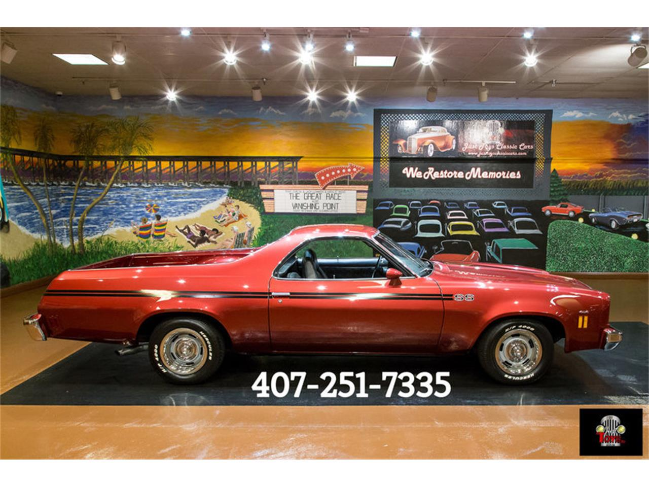 Large Picture of '74 El Camino SS - $34,995.00 - LHC8