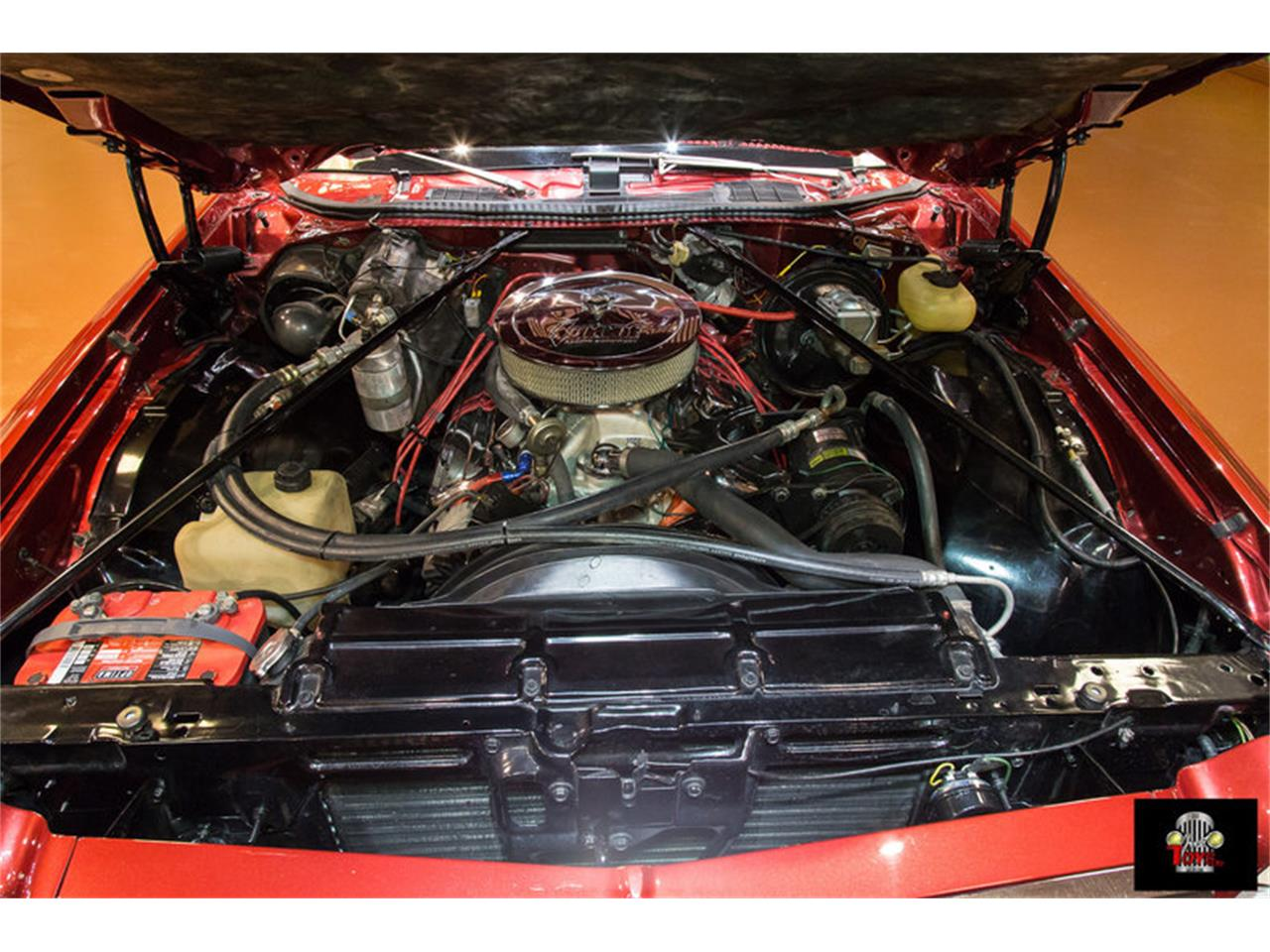 Large Picture of '74 Chevrolet El Camino SS located in Florida - LHC8