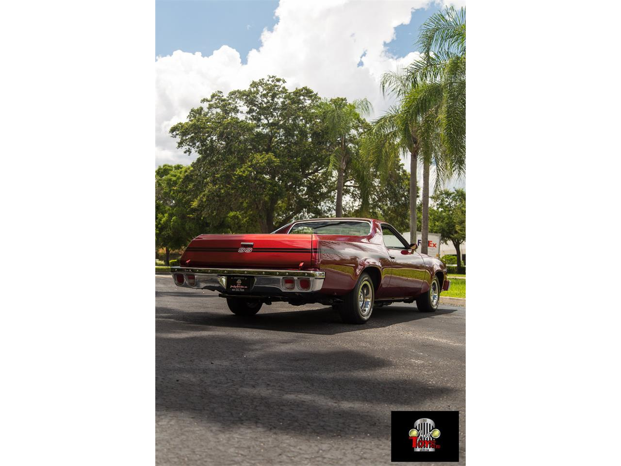 Large Picture of 1974 El Camino SS - $34,995.00 Offered by Just Toys Classic Cars - LHC8