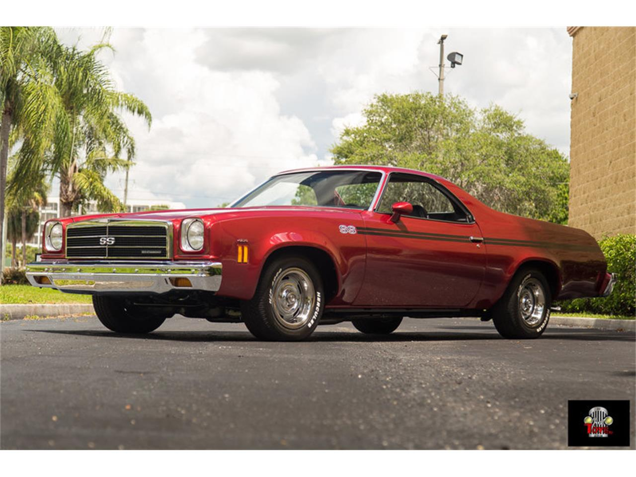Large Picture of 1974 Chevrolet El Camino SS Offered by Just Toys Classic Cars - LHC8
