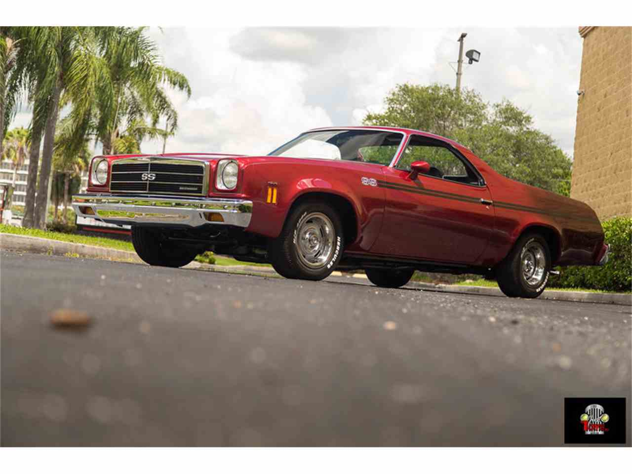 Large Picture of '74 El Camino SS - LHC8