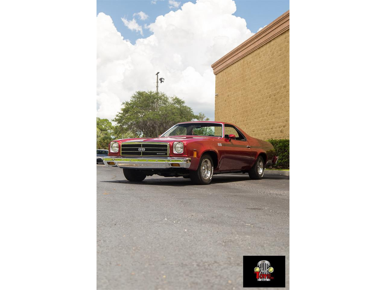Large Picture of 1974 Chevrolet El Camino SS located in Orlando Florida - $34,995.00 - LHC8