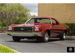 Picture of 1974 Chevrolet El Camino SS located in Orlando Florida - $34,995.00 - LHC8