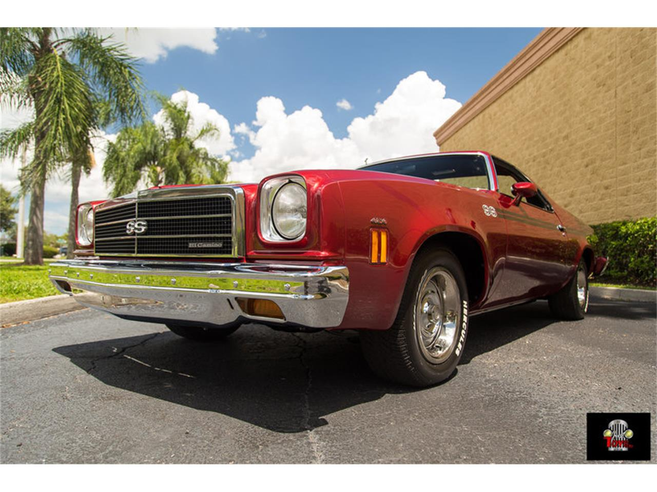 Large Picture of 1974 Chevrolet El Camino SS - $34,995.00 - LHC8