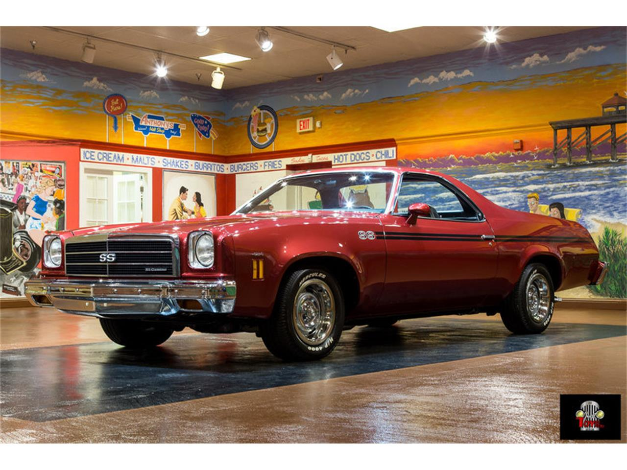 Large Picture of '74 El Camino SS - $34,995.00 Offered by Just Toys Classic Cars - LHC8